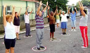 La actividad física del adulto mayor